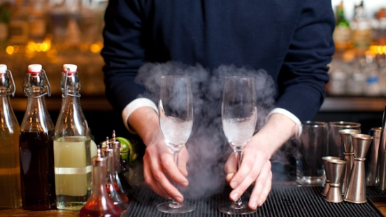 Bar Manager Tristan Willey of Booker & Dax - New York, NY